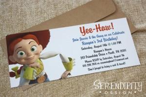 Biglietti di invito Toy Story 3