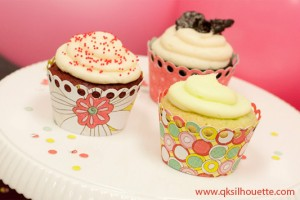 Come decorare muffin e cupcakes
