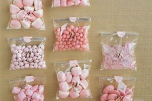 favors per compleanno con caramelle