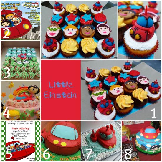 Molto Festa di compleanno Little Einsteins   Feste e compleanni BB17