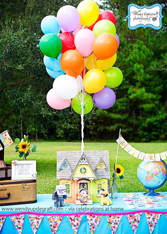 Festa di compleanno up feste e compleanni
