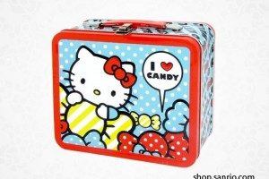 Idea regalo: portapranzo Hello Kitty