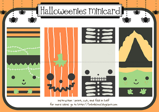 mini-card-halloween