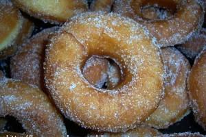 Ciambelle fritte per Carnevale