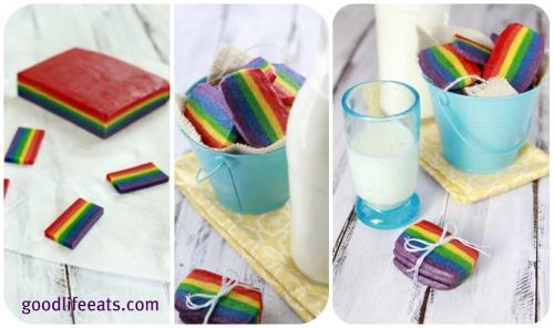 biscotti-arcobaleno