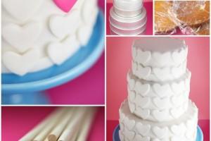 Come fare una torta a tre piani