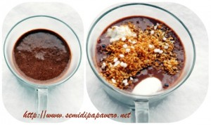 cioccolato con cocco