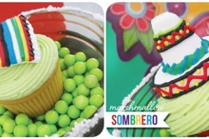 Tutorial decorazione cupcakes