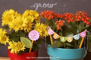 Idee per feste con i fiori