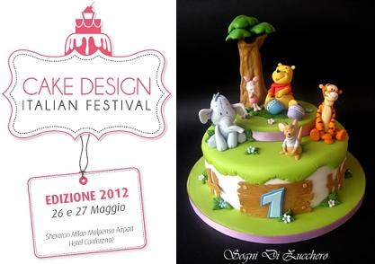 Cake Design Italian Festival Roma : Il Cake Design Italian Festival Feste e compleanni