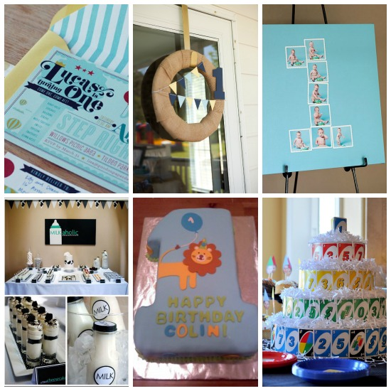 Amato party primo compleanno | Feste e compleanni MW38