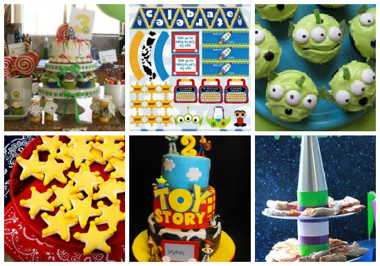 compleanno Toy Story