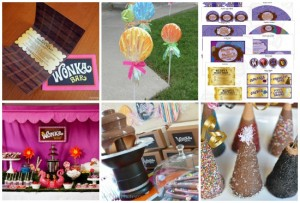 compleanno Willy Wonka