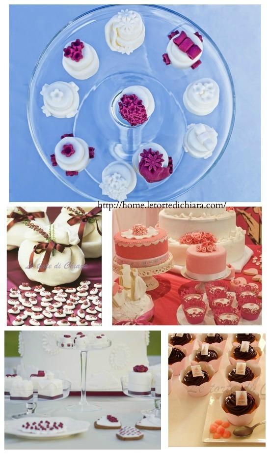 Idee per allestimenti feste di compleanno da 'Le torte di Chiara'