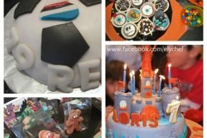 Idee per torte di compleanno a tema