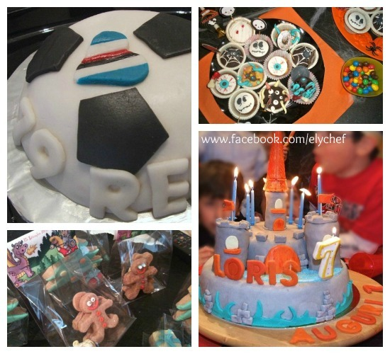 Le creazioni di www.facebook.com/elychef