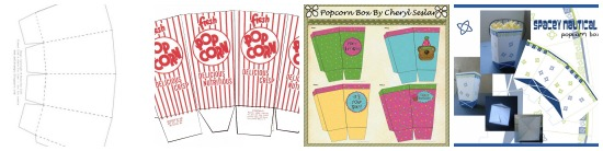Come servire i popcorn