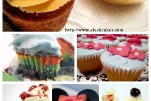 Cupcakes noci e cocco
