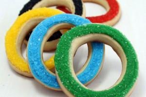 Torte e dolci a tema Olimpiadi