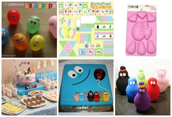 Compleanno Barbapapa Feste E Compleanni