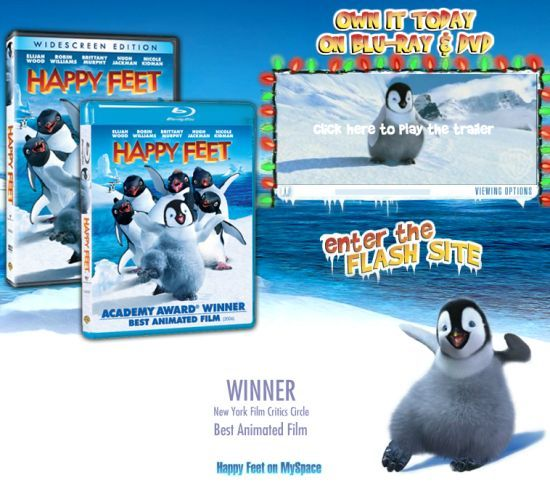 Compleanno Happy Feet