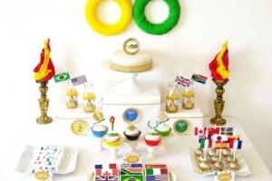 Festa a tema: le Olimpiadi