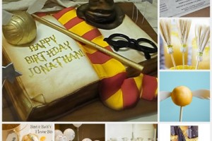 compleanno harry potter