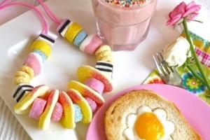 Buffet di compleanno per bambini