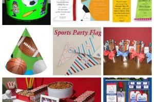 Festa a tema: gli sport
