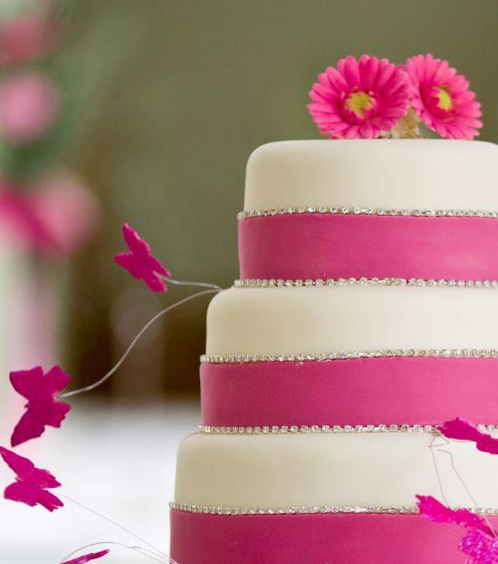 torta alta compleanno