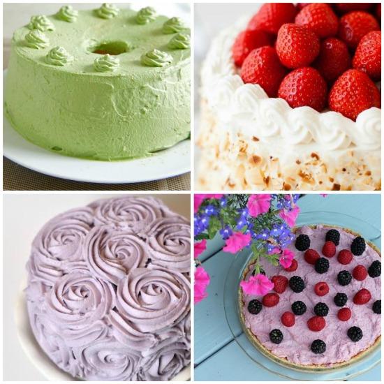 Torte Di Compleanno Alla Panna Montata Feste E Compleanni