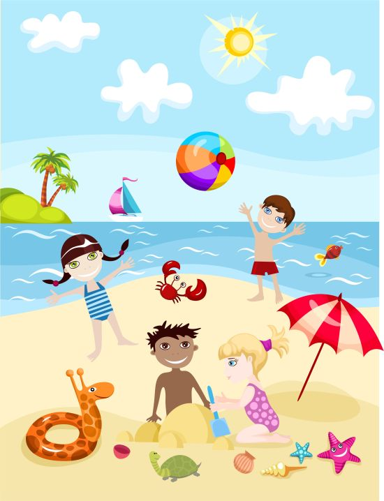 Idee per la festa di compleanno in spiaggia