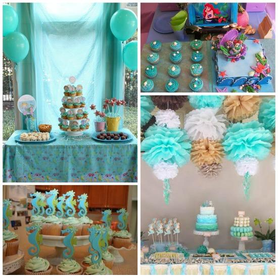 Super Compleanno Sirenette | Feste e compleanni JA79