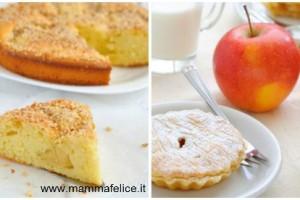 La ricetta della torta di mele facile