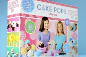 Kit per creare i cake pops