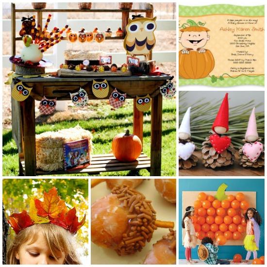 autumn party