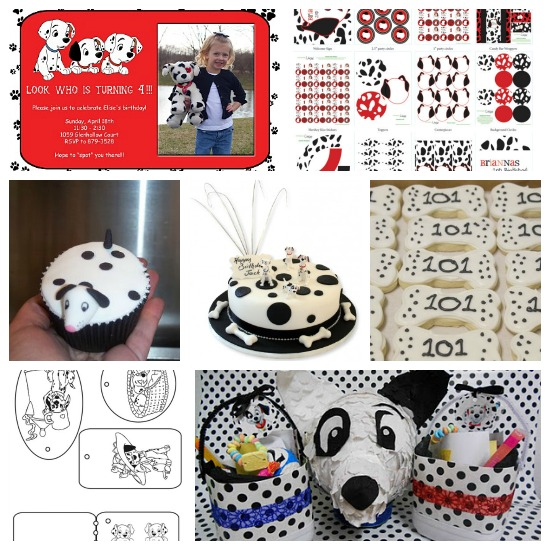 101 Dalmatians birthday