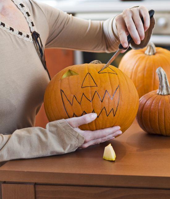 festa d'autunno per i bambini
