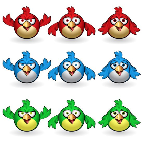 compleanno angry birds