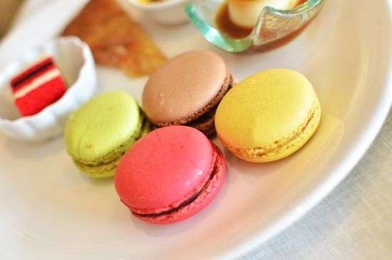 compleanno macarons