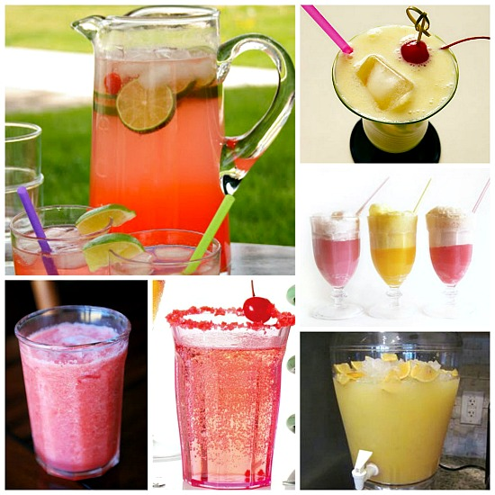 cocktail bambini feste