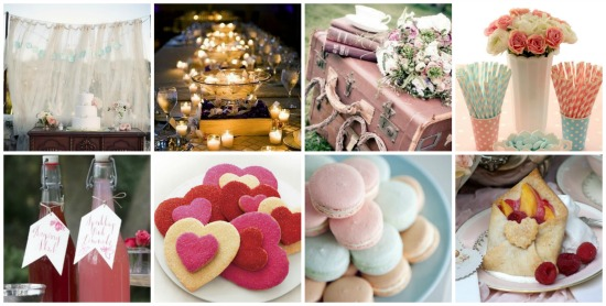 idee festa romantica