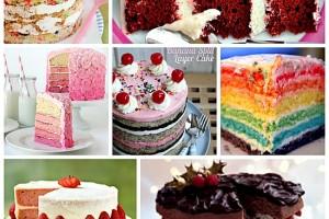 Le torte a strati