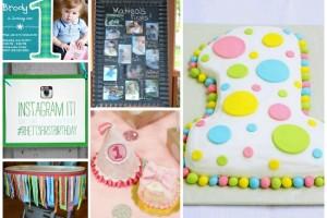 Idee per il primo compleanno