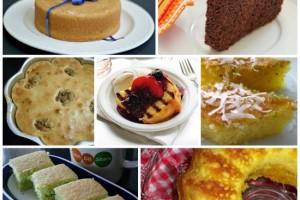 Le ricette per il pan di spagna