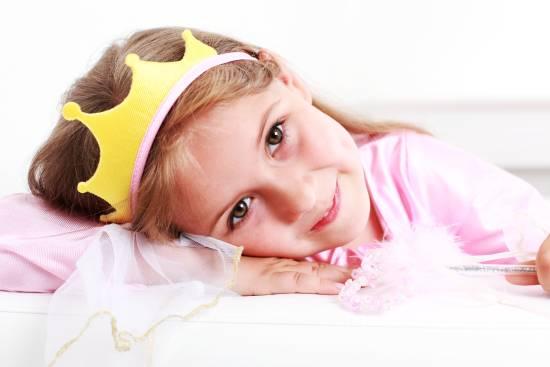 Costume-principessa