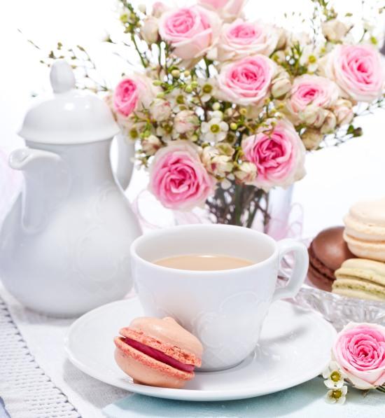vintage-tea-party-macarons-macaroon