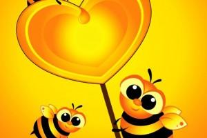 festa di compleanno a tema api