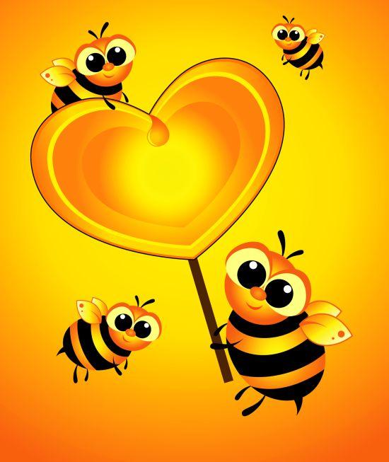 disegni-di-api-con-lecca-lecc