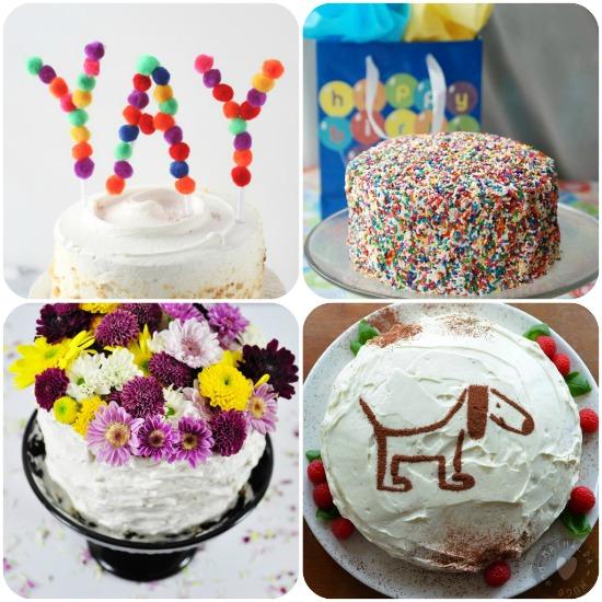 Cake Topper Idee Per Decorare Le Torte Di Compleanno Feste E
